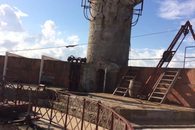 Fort Boyard 2016 - La vigie (17/06/2016)