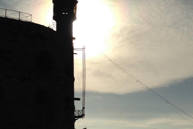 Fort Boyard 2016 - Lever de soleil