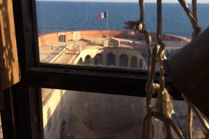 Fort Boyard 2016 - Drapeau pour le 14 juillet