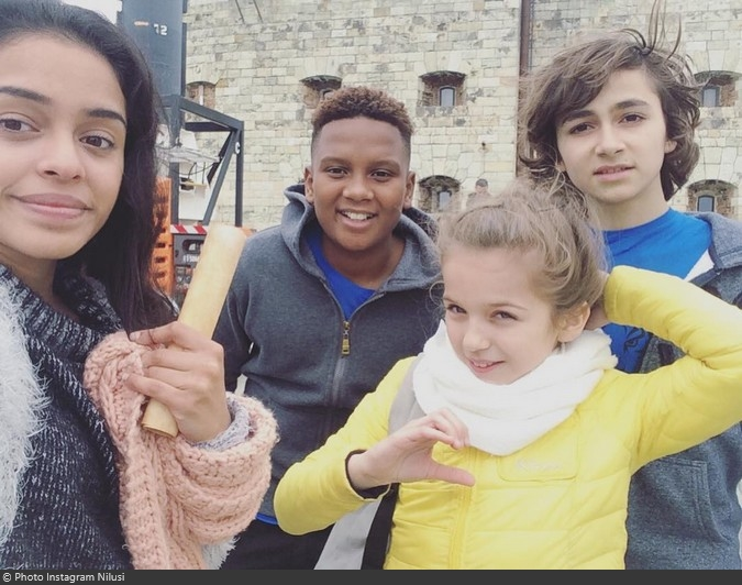 Fort Boyard 2016 - Les Kids United (02/06/2016)