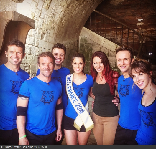 Fort Boyard 2016 - L'équipe 4 (07/06/2016)