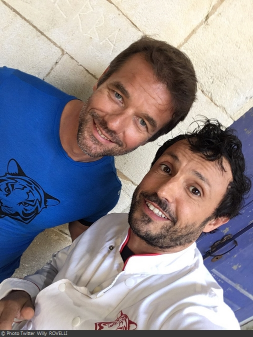 Fort Boyard 2016 - Sébastien Loeb et Willy Rovelli (07/06/2016)