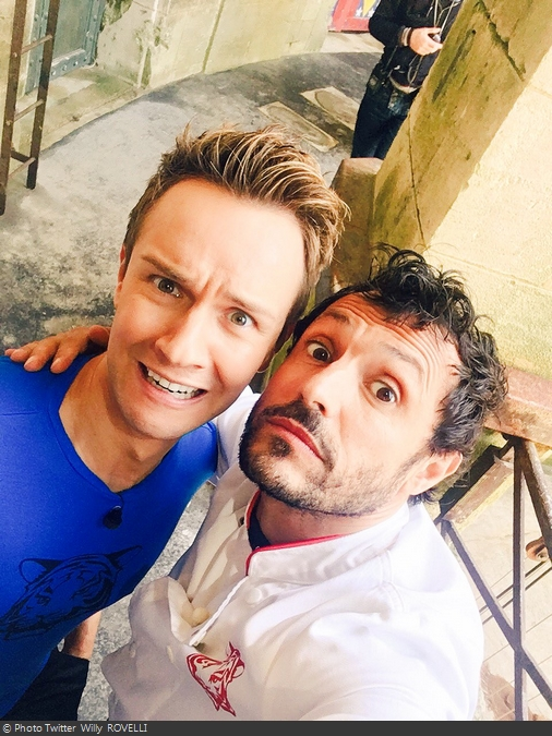 Fort Boyard 2016 - Cyril FERAUD et Willy ROVELLI (07/06/2016)