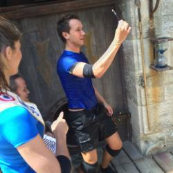 Fort Boyard 2016 - Cyril FERAUD (07/06/2016)