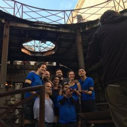 Fort Boyard 2016 - L'équipe 8