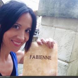 Fort Boyard 2016 - Fabienne Carat