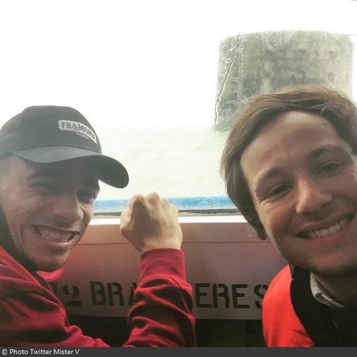 Fort Boyard 2016 - Vianney et Mister V (31/05/2016)