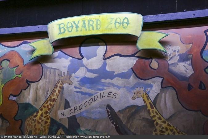 Fort Boyard 2017 - L'épreuve du Zoo