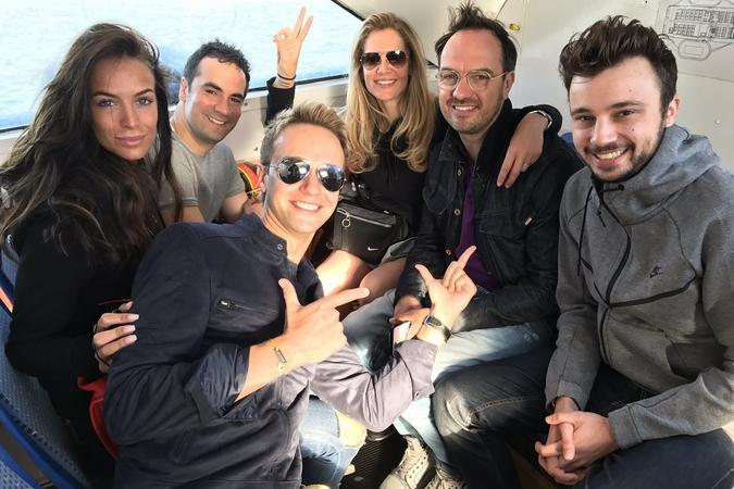 Fort Boyard 2017 - Equipe tournage 5 (26/05/2017)