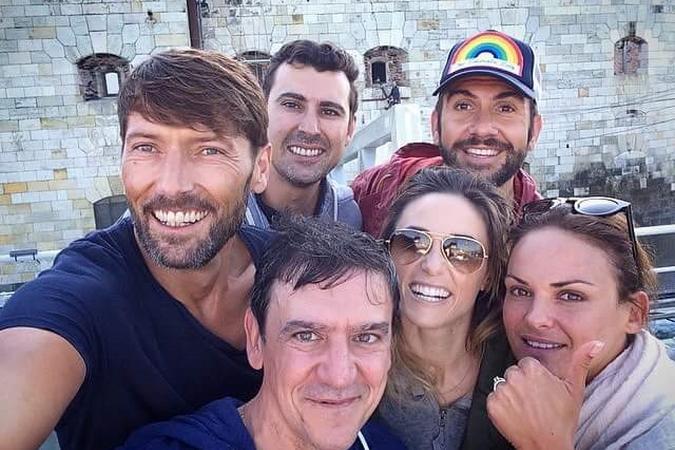 Fort Boyard 2017 - Equipe tournage 10 (02/06/2017)