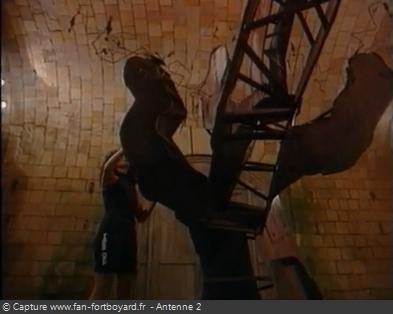 Fort Boyard - Arbre à clés (version 2 en 1991)
