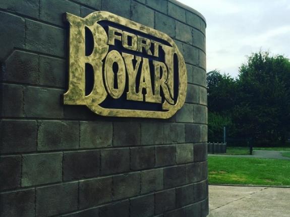 Attraction Fort Boyard au Parc France Miniature