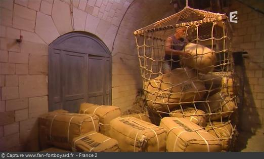 Fort Boyard - Balles de coton (2003-2010)