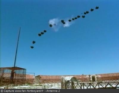 Fort Boyard - Ballons