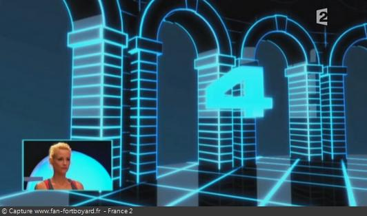 Fort Boyard - Cellule interactive (Enigmes visuelles) - Chiffres