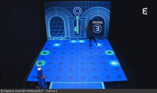 Fort Boyard - Cellule interactive (Luciole) - Combinaisons