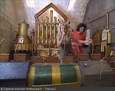 Fort Boyard - Code musical