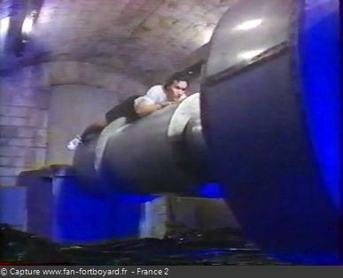 Fort Boyard - Cylindres (1994)