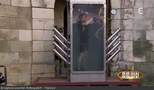 Fort Boyard - Entraînement sous-marin