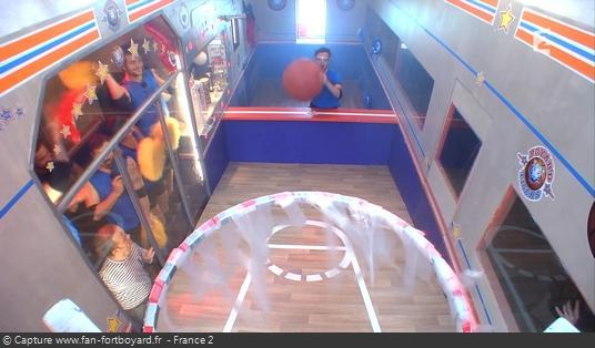 Fort Boyard - Basket (depuis 2016)