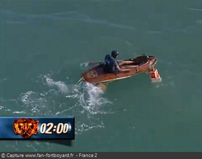 Esquif (ou Kayak)