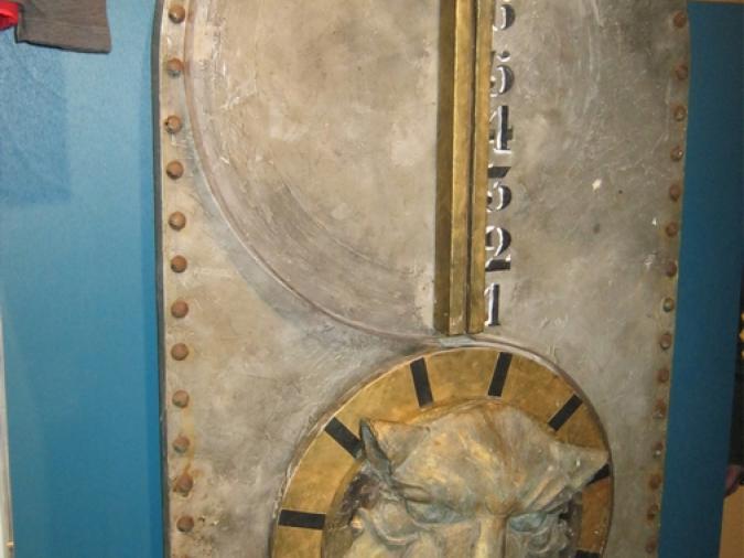 L'horloge du Conseil de 1999