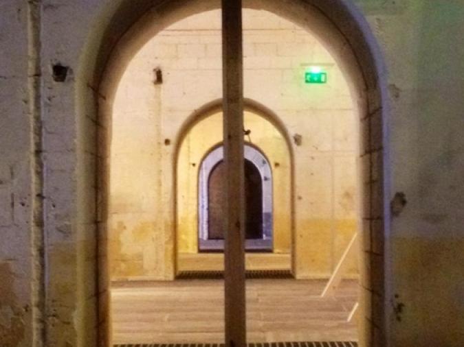 Cellule 1 : Début de la visite avec le cabinet de curiosité