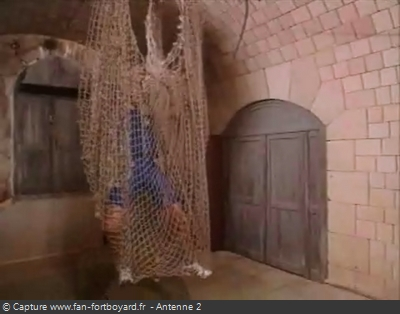 Fort Boyard - Filet africain