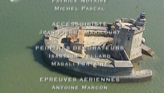 Générique de fin de Fort Boyard - Vue n°16