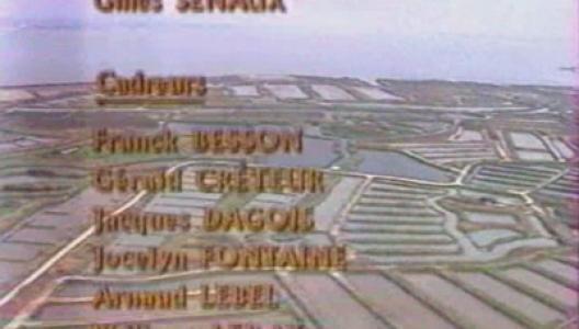 Générique de fin de Fort Boyard - Vue n°26