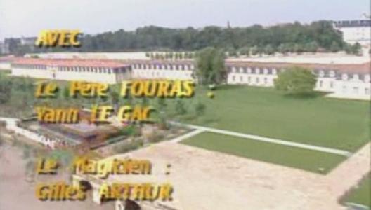 Générique de fin de Fort Boyard - Vue n°29