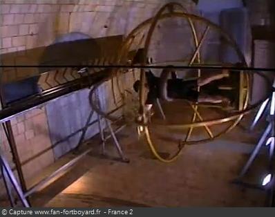 Fort Boyard - Gyroscope