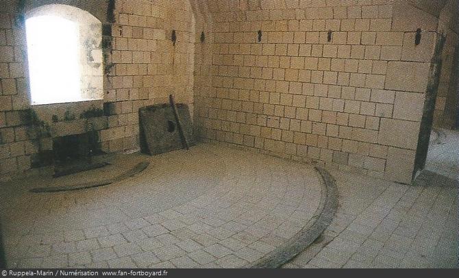 Une cellule après le nettoyage