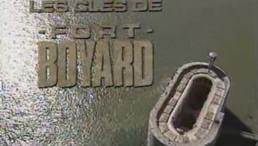 Logo Les Clés de Fort Boyard en 1990