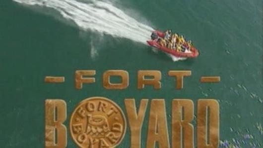 Logo Fort Boyard en 1991