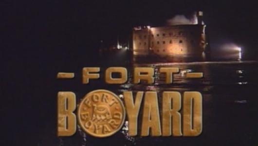 Logo Fort Boyard en 1991 (nocturnes)