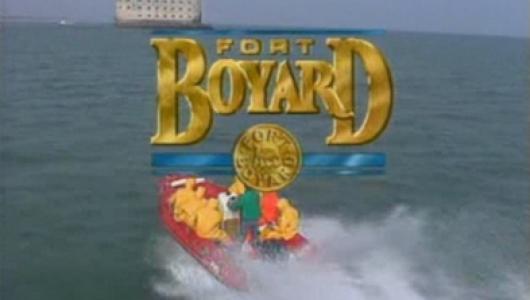 Logo Fort Boyard de 1992 à 1994