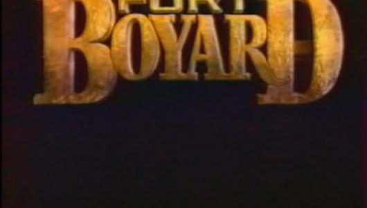 Logo Fort Boyard en 1996 et 1997 (nocturnes)