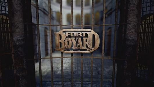 Logo Fort Boyard en 2009
