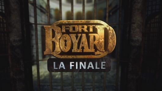 Logo Fort Boyard 2010 version finale (21 août 2010)