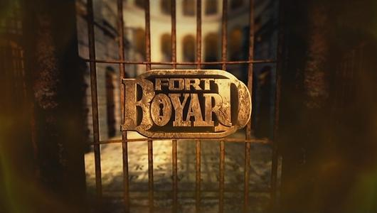 Logo Fort Boyard en 2013