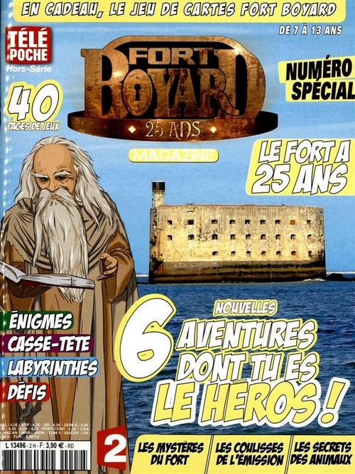 Fort boyard mag 2 01