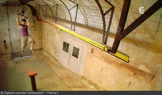 Fort Boyard - Manolier (cellule 208 - 2000 à 2010)