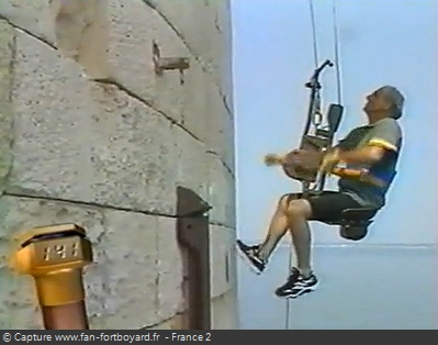 Fort Boyard - Ouistiti