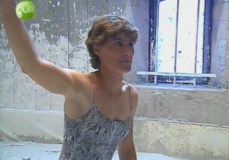 Fort Boyard - Lutteuse en 2003