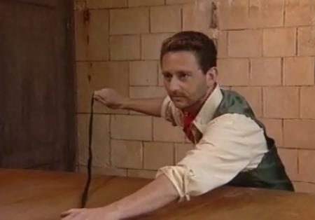 Fort Boyard - Magicien en 1991