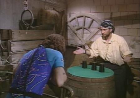 Fort Boyard - Magicien en 1992