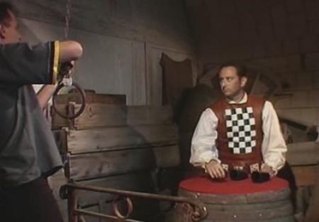 Fort Boyard - Magicien en 1995