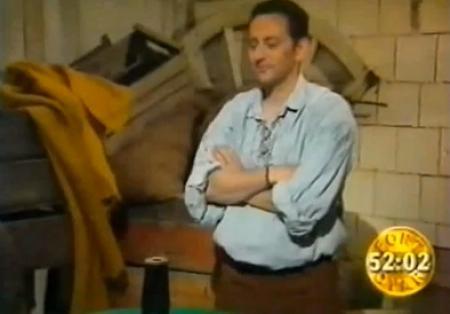 Fort Boyard - Magicien en 1997