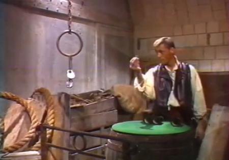 Fort Boyard - Magicien en 1999